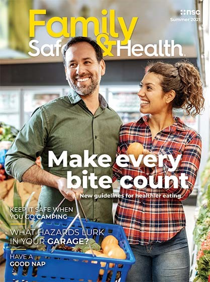 Family Safety and Health Magazine